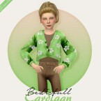 Bedisfull Cardigan Kids Version
