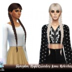NightCrawler Anna Hair Retexture