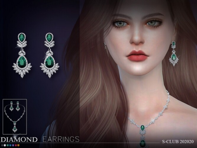 EARRINGS 202020 by S-Club LL