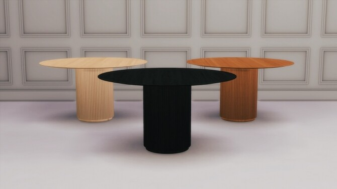 PALAIS TABLES COLLECTION at Meinkatz Creations image 3101 670x377 Sims 4 Updates