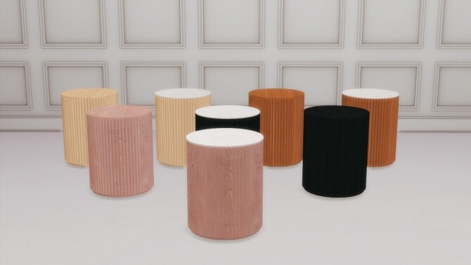 PALAIS TABLES COLLECTION at Meinkatz Creations image 3113 670x377 Sims 4 Updates