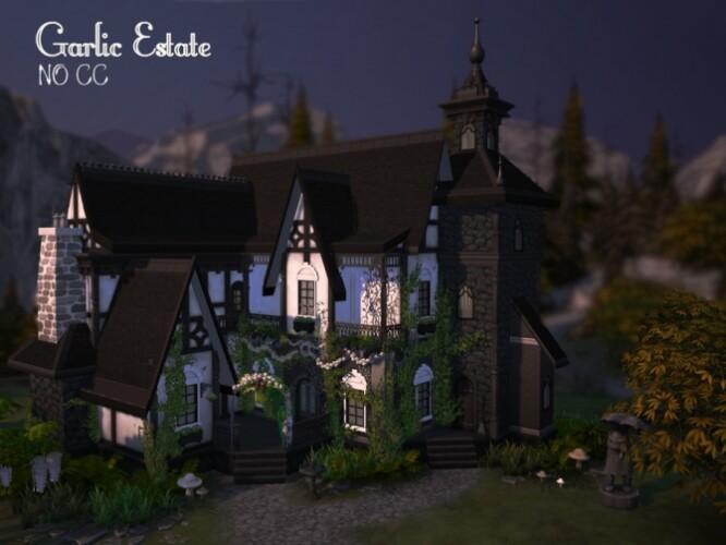 Garlic Estate by VirtualFairytales