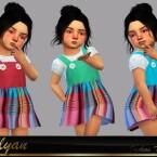 Dress Larissa baby by LYLLYAN