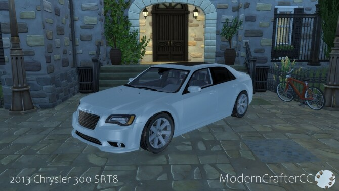 2013 Chrysler 300 SRT