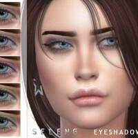 Eyeshadow N58 by Seleng