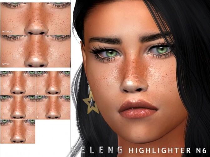 Highlighter N6 by Seleng at TSR image 317 670x503 Sims 4 Updates