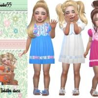 Poppy toddler dress by TrudieOpp
