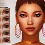 Kara Eyebrows by Suzue