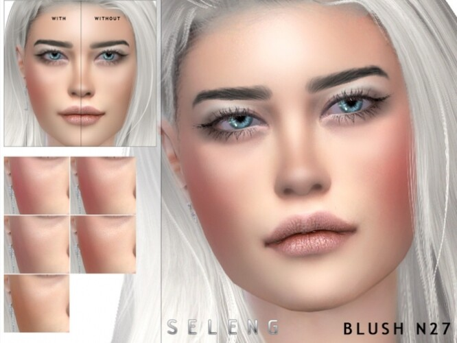Blush N27 by Seleng