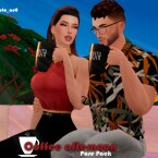 Coffee afternoon Pose pack by Beto_ae0