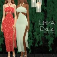 Emma Dress by Dissia