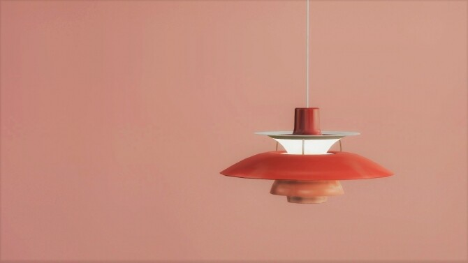 PH5 PENDANT LAMP at Meinkatz Creations image 3351 670x377 Sims 4 Updates