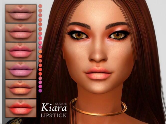 Kiara Lipstick by Suzue