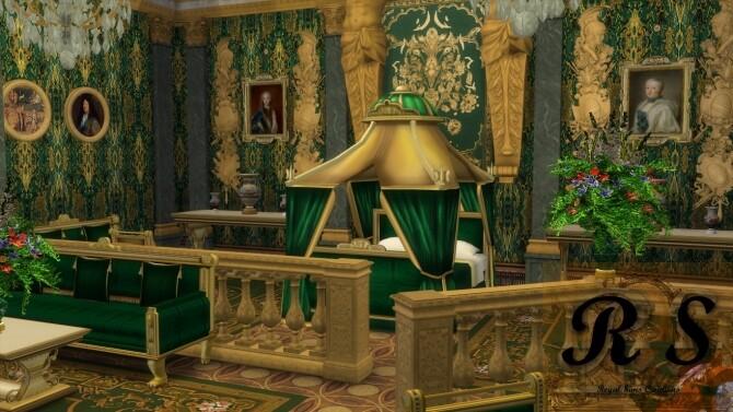Buckingham Furniture Set