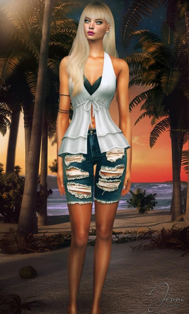 Sims 4 BGC TOP 17 SWATCHES at Jenni Sims