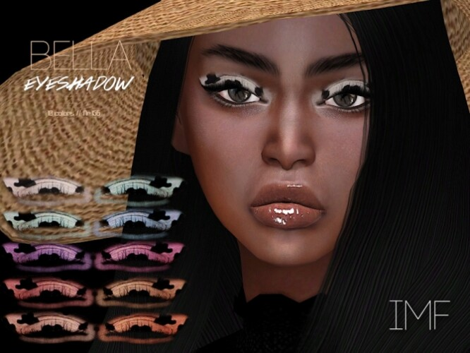 IMF Bella Eyeshadow N.156 by IzzieMcFire