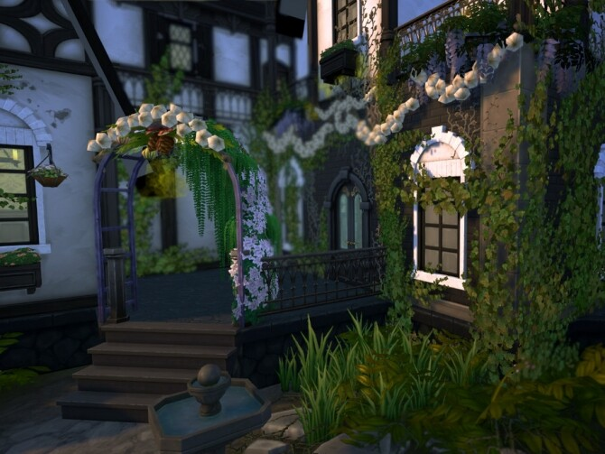 Garlic Estate by VirtualFairytales at TSR image 349 670x503 Sims 4 Updates