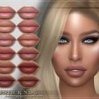 FRS Lipstick N185 by FashionRoyaltySims