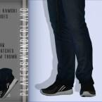 Elijah Kamski Shoes by PlayersWonderland