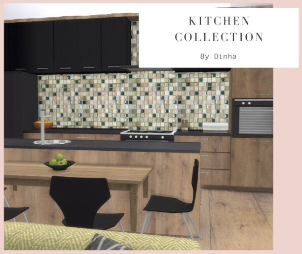 Kitchen Collection I Backplashes Rug