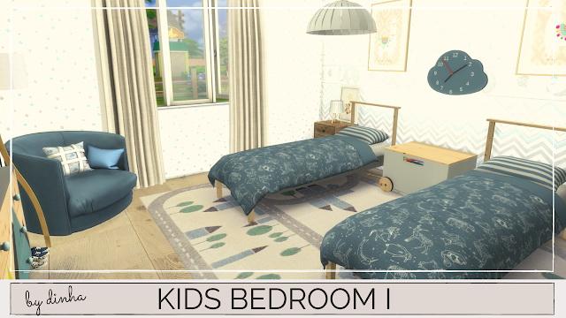 Kids Bedroom I
