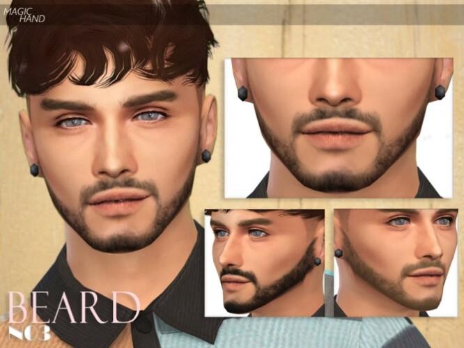 Beard N03 by MagicHand