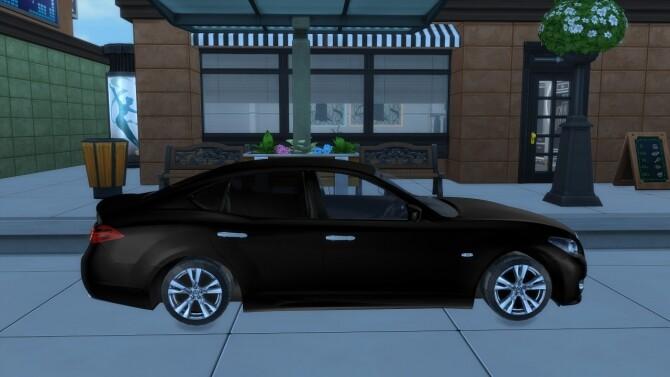 2011 Nissan Fuga at Modern Crafter CC image 3751 670x377 Sims 4 Updates