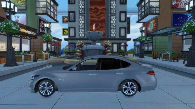 2011 Nissan Fuga at Modern Crafter CC image 3791 670x377 Sims 4 Updates