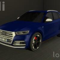Audi SQ5 by LorySims