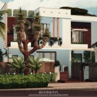 Riverways villa by MychQQQ