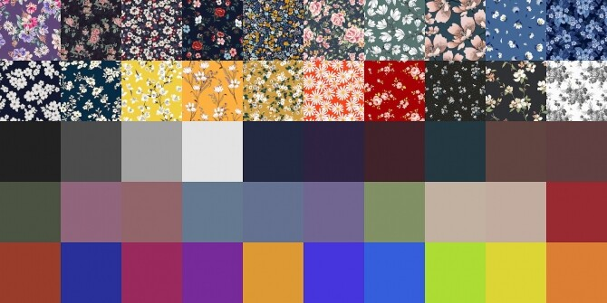 Rosey Dress at Gorilla image 4051 670x335 Sims 4 Updates