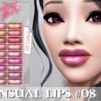 Sensual Lips 08 by FlaSimgo Club