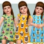 Cute Farm Dress 02 by lillka