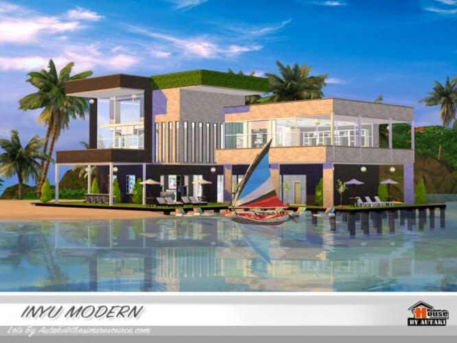 INYU MODERN house by autaki