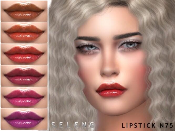 Lipstick N75 by Seleng