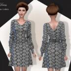Cici Dress by pizazz