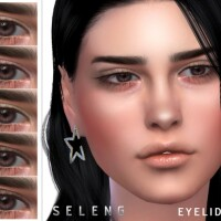 Eyelids N1 by Seleng