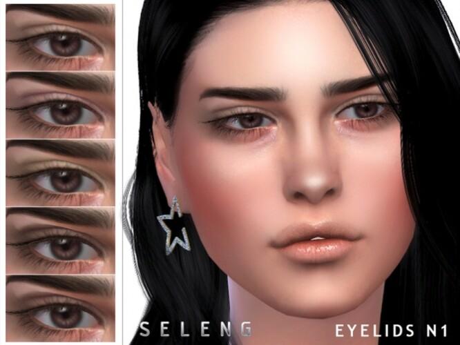 Eyelids N1 by Seleng