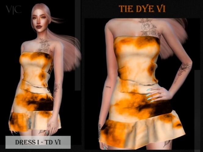 Viy Sims DRESS I - TD VI