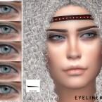 Eyeliner N74 by Seleng