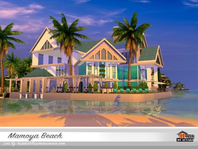 Mamoya Beach Villa by autaki