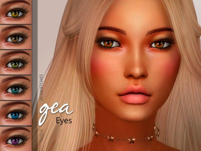 Sims 4 Gea Eyes by Suzue at TSR