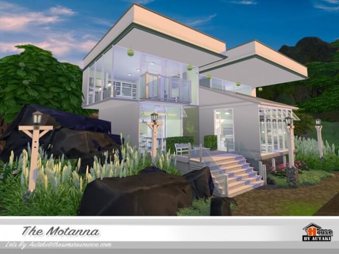 The Motanna home by autaki
