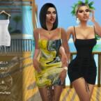 Nella Dress by Camuflaje