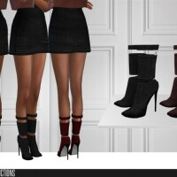 483 High Heel Boots by ShakeProductions