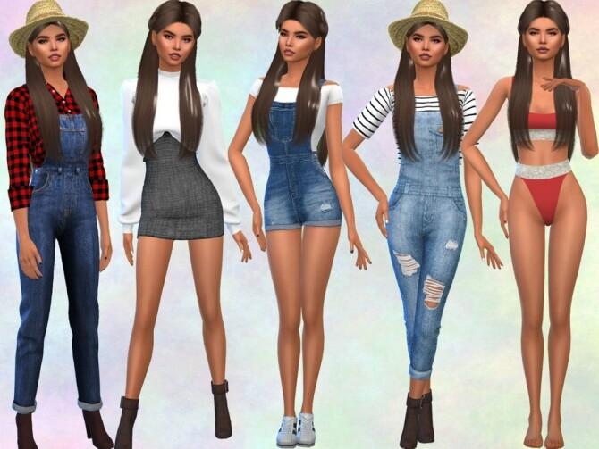 Sims 4 Tiffany Barns by divaka45 at TSR