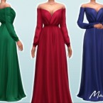 Mariana Dress by Sifix