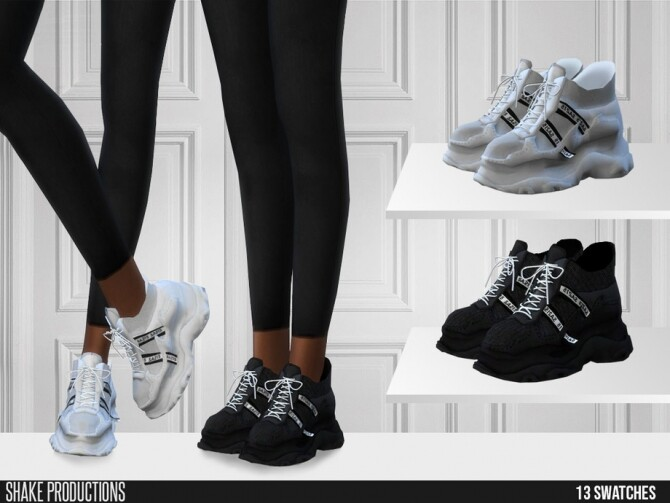 490 Sneakers by ShakeProductions