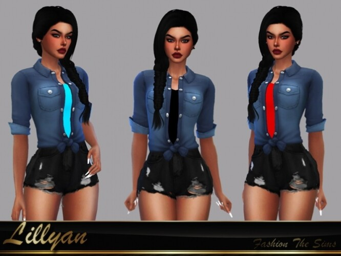 Fernanda farmer top by LYLLYAN