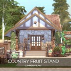 Country Fruit Stand by Summerr Plays